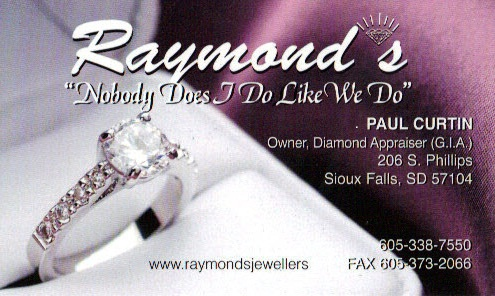 Raymonds Jewellers